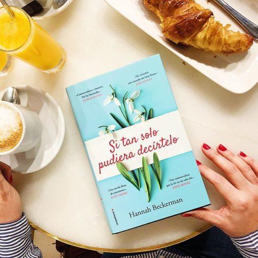 ¡Un buen desayuno y a leer!
