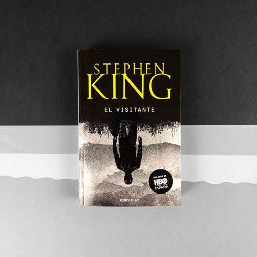 Descubre la novela de Stephen King en la que se basa la nueva serie de HBO, El visitante