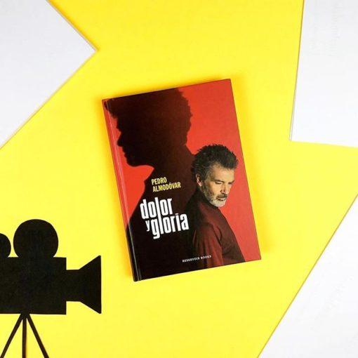 El libro de Dolor y Gloria, la película triunfadora de los#Goya2020