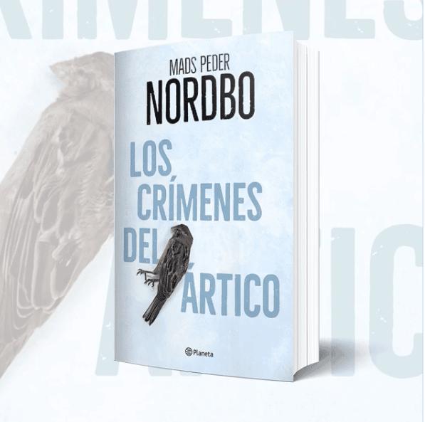 Los crímenes del Ártico de Mads Peder Nordbo