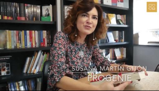Reseña de Progenie de Susana Martín Gijón