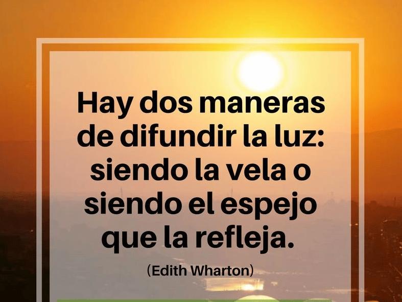 Cita de Edith Warton