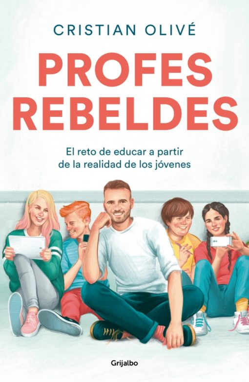 Cristian Olivé, el profesor rebelde que enseña lengua y literatura a través de Rosalía y ' Juego de Tronos'