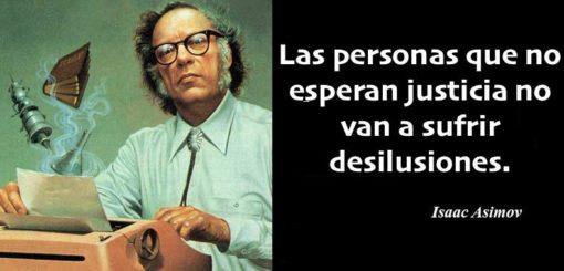 Cita de Isaac Asimov en el 28º aniversario de su muerte