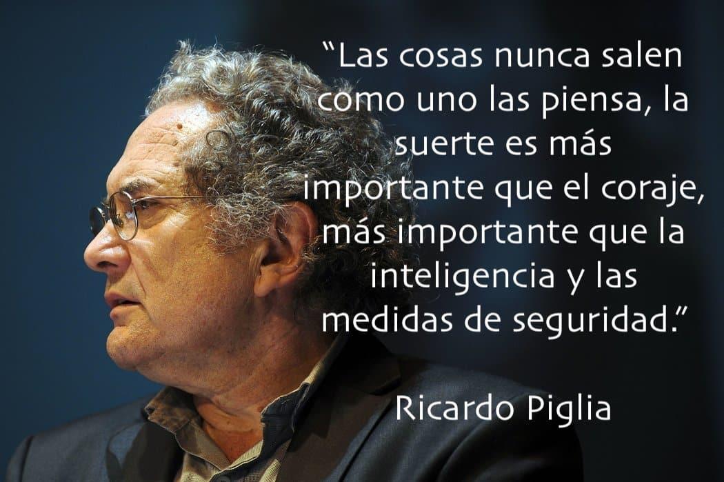 Cita de Ricardo Piglia