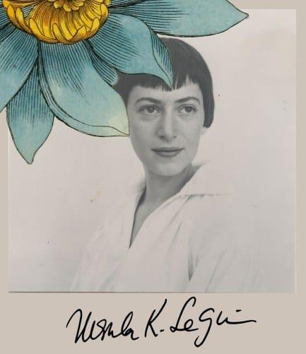 Empezamos el año con Ursula K. Le Guin