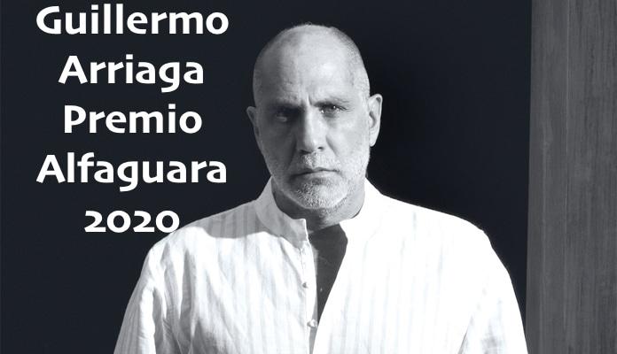 La novela 'Salvar el fuego' de Guillermo Arriaga, Premio Alfaguara 2020
