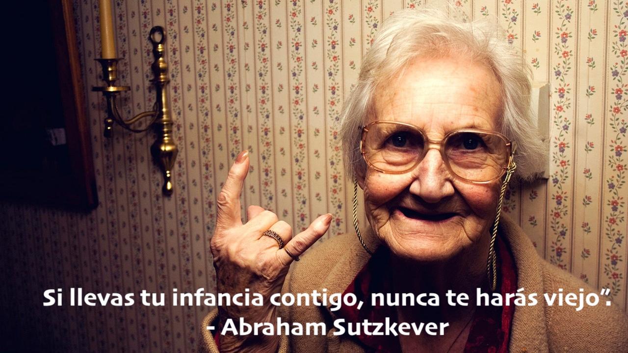 Cita de Abraham Sutzkever