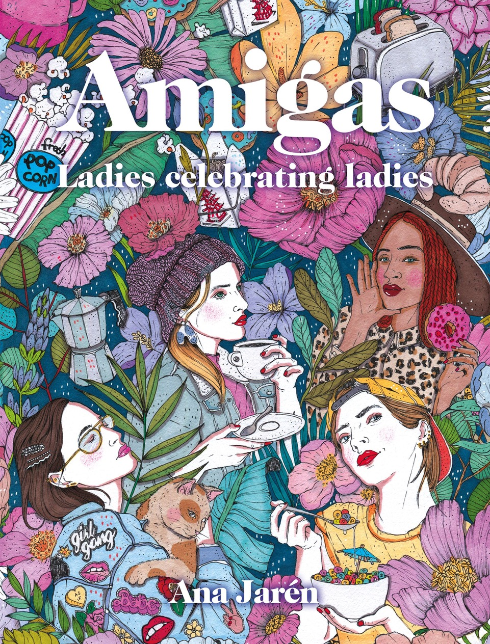 Lunwerg en femenino: ilustradoras que hablan sobre mujeres; Mujeres poetas que dibujan historias