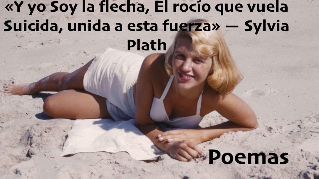 Sylvia Plath: Descarga todos sus poemas gratis