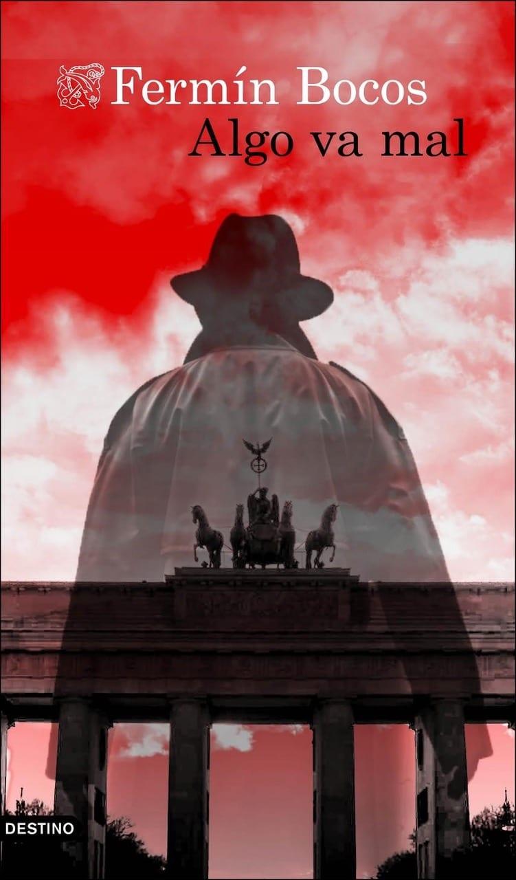"""Fermín Bocos  presenta """"Algo va mal"""": un thriller sobre el poder, la política y los medios."""