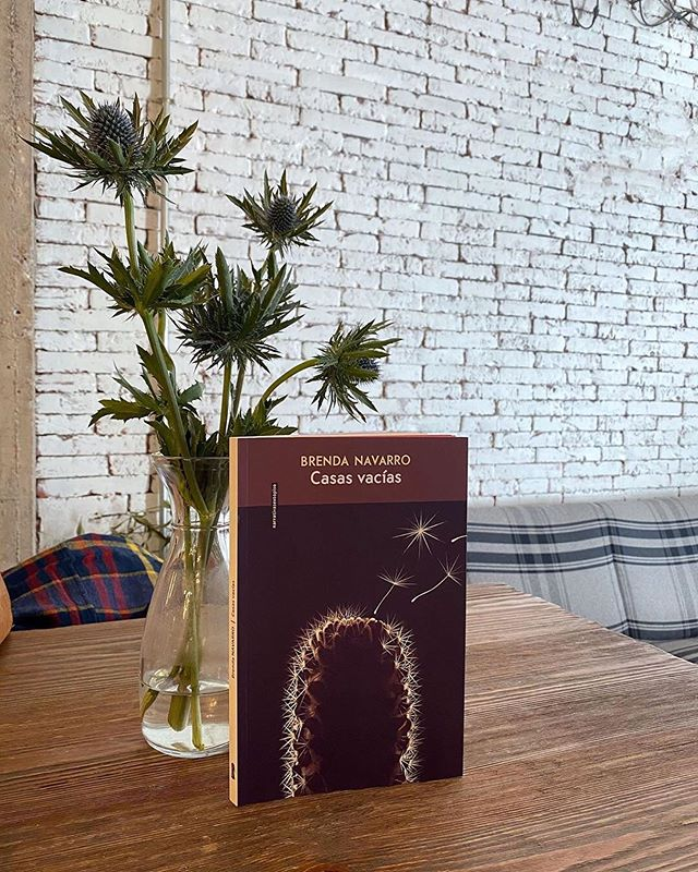 «Brenda Navarro: una primera novela deslumbrante»