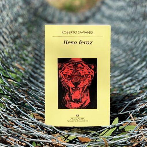 Roberto Saviano continúa explorando las entrañas de la Camorra @anagramaeditor