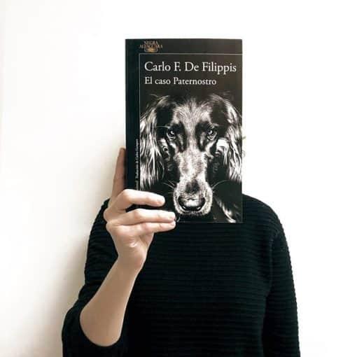 Novedad en @Alfaguara_es Negra «El caso Paternostro» de Carlo F. De Filippis.
