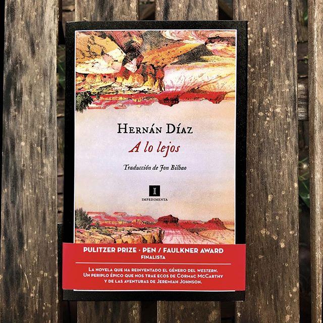 """Una novela llamada a reinventar el género del """"western"""" @EdImpedimenta"""