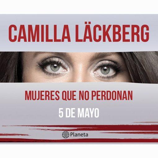 """Camilla Läckberg ficha por Planeta con su nueva novela: """"Mujeres que no perdonan"""""""