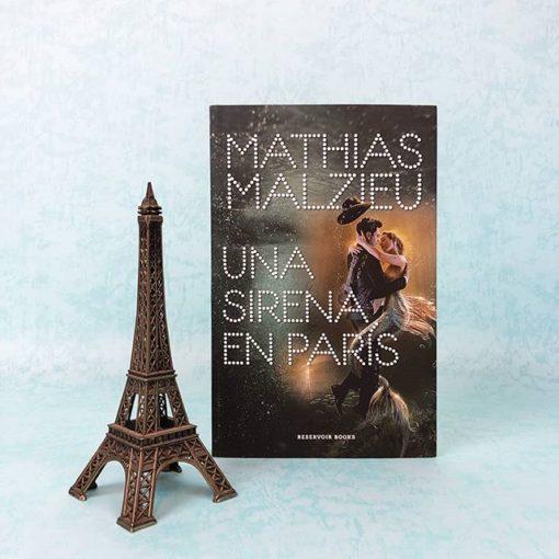 Con esta grandiosa fábula moderna, Mathias Malzieu reivindica el poder de la imaginación en una época oscura