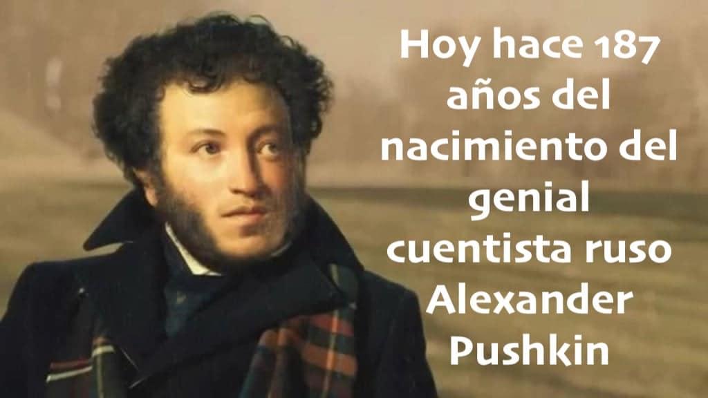 9 obras de Pushkin para leer gratis