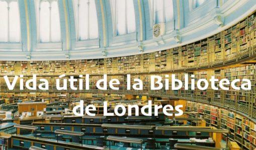 Vida útil de la Biblioteca de Londres