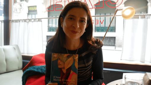 Reseña de El mapa de los afectos de Ana Merino