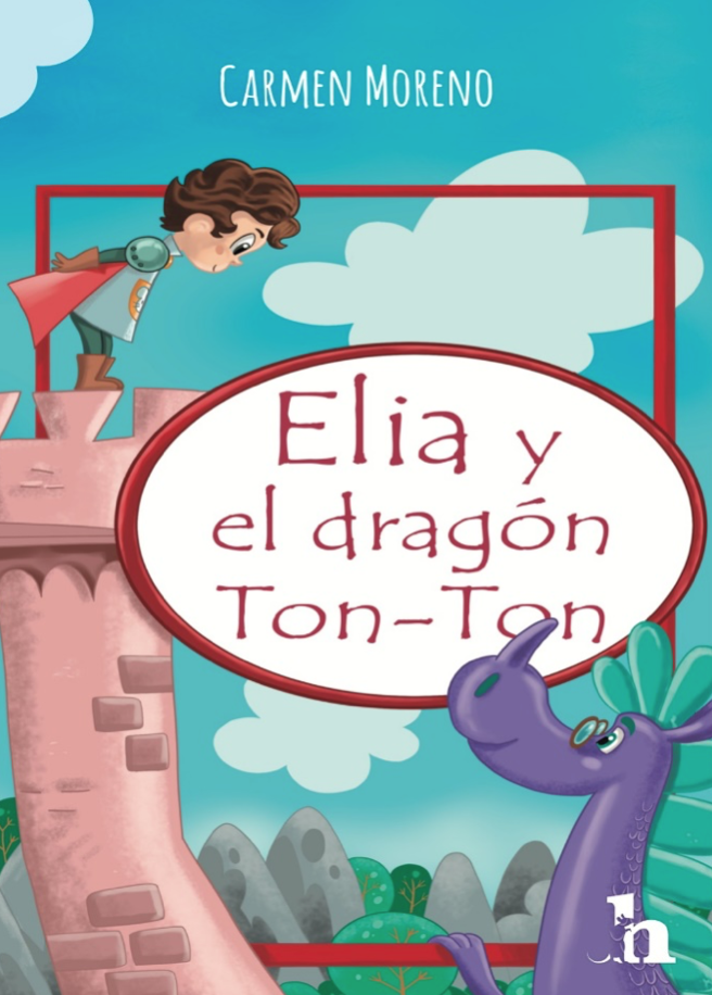 'Elia y el dragón Ton-Ton'