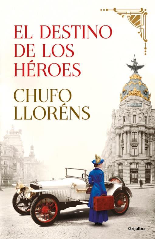 La novela más ambiciosa de Chufo Lloréns.