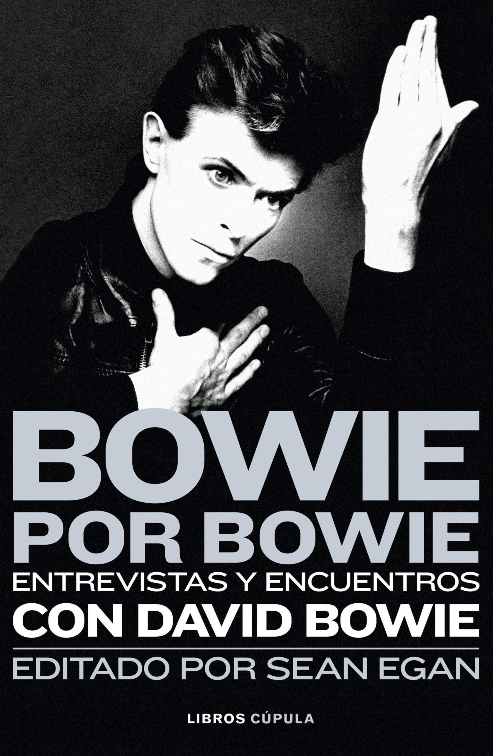 Bowie por Bowie de Sean Egan