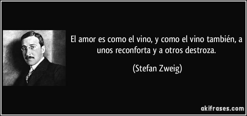 Cita de Stefan Zweig en el 78º de su muerte