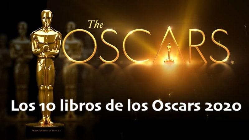Los 10 libros de los Oscars 2020
