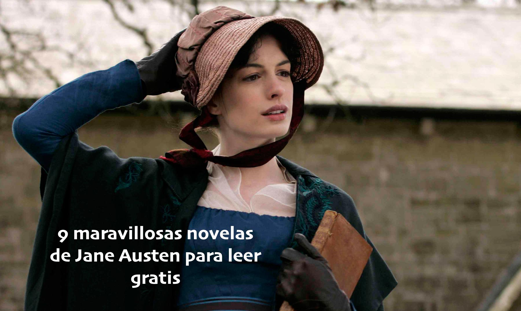 9 maravillosas novelas de Jane Austen para leer gratis