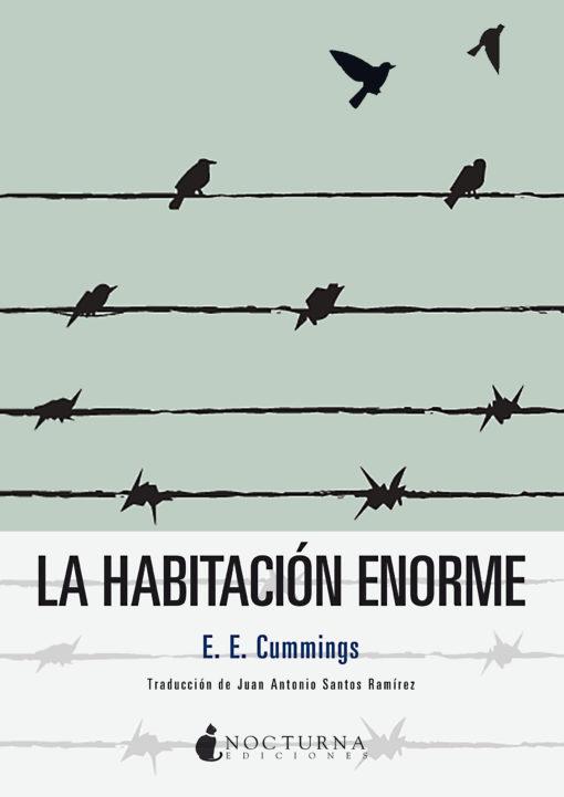 La novela del gran poeta E. E. Cummings sobre su cautiverio en la Primera Guerra Mundial, una defensa de la libertad