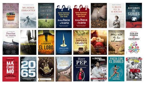 Roca Editorial mantiene sus 29 ebooks de obras actuales gratuitos