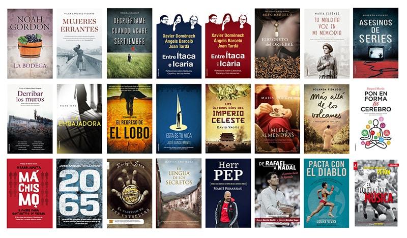 Los 29 ebooks gratuitos de Roca Editorial durante la cuarentena