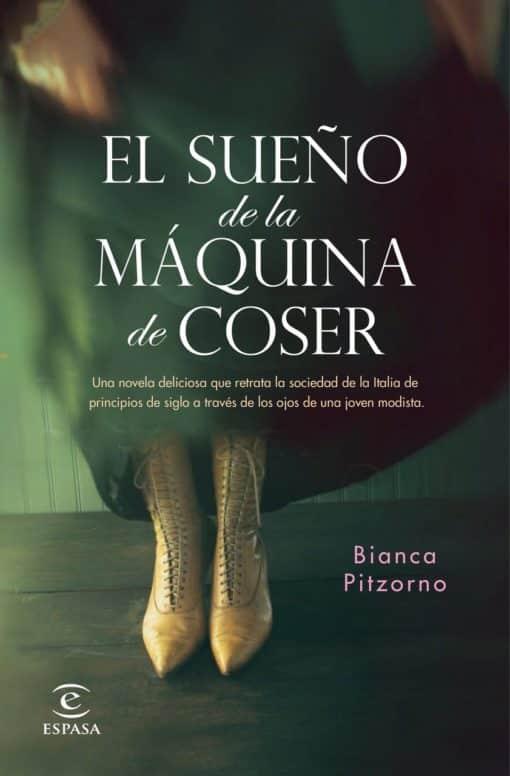 """""""El sueño de la máquina de coser"""" de Bianca Pitzorno"""