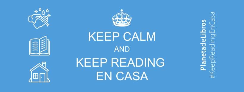 Grupo Planeta ofrece 10 libros a coste cero en pdf para leer en casa  #KeepReadingEnCasa #yomequedoencasaleyendo