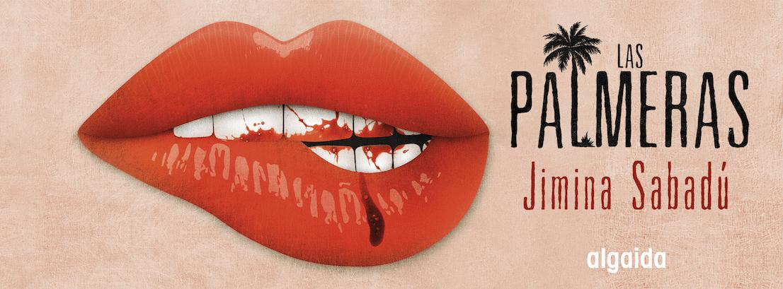 Jimina Sabadú presenta Las Palmeras mañana miércoles en Fnac Fórum…en casa