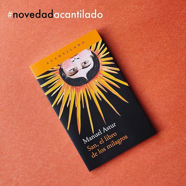 Esta bella y sorprendente novela es como un espejo donde nos reflejamos todos @acantilado1999