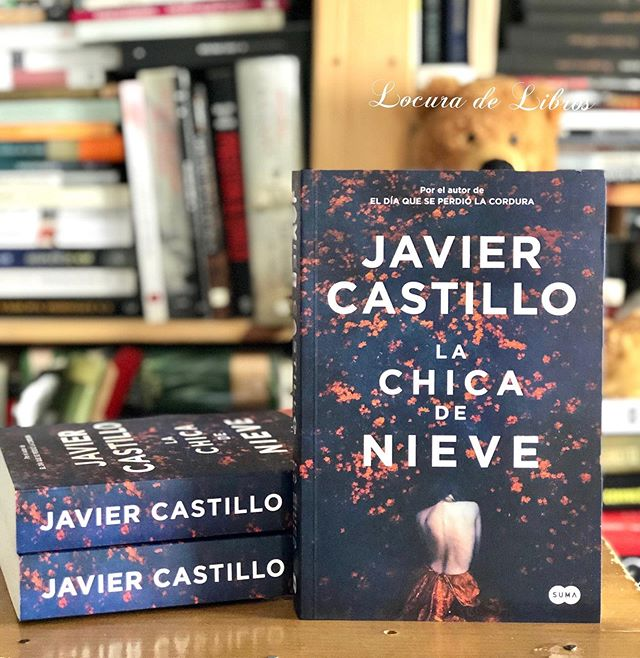 LA CHICA DE NIEVE @javiercordura #SumaDeLetras @megustaleer
