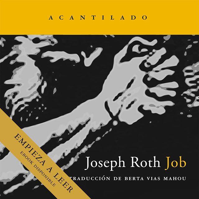 @acantilado1999 «Job», de Joseph Roth, es el tercer y último título que os regalamos
