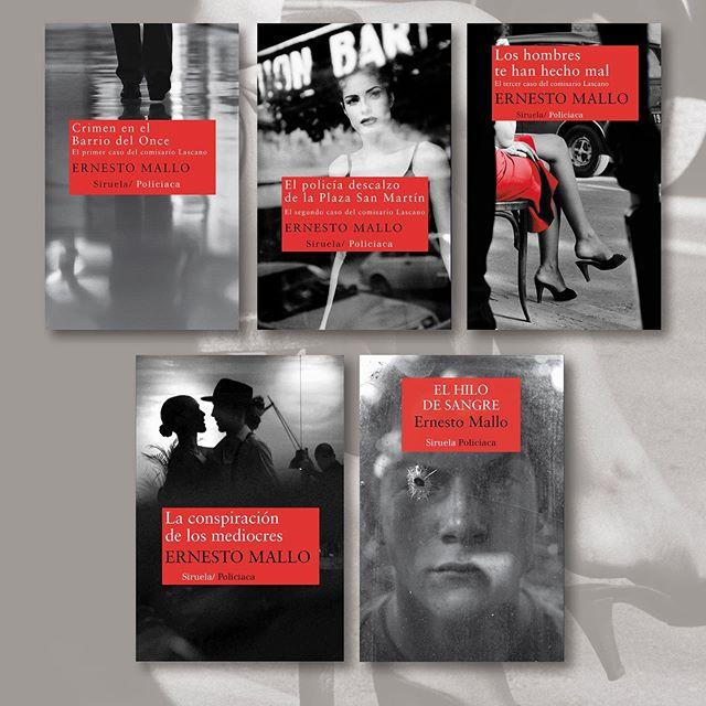 5 novelas tan negras como la Argentina en la que se desarrollan