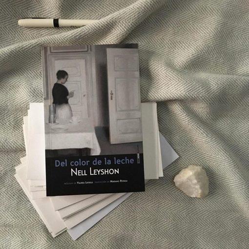 Del color de la leche de Nell Leyshon, Premio de los Libreros de Madrid @sextopiso_es