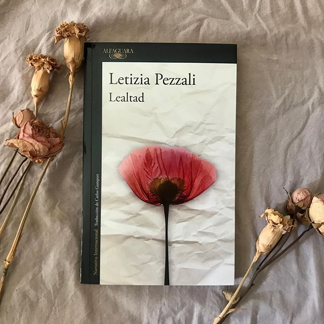 Así Empieza «Lealtad» de Letizia Pezzali.