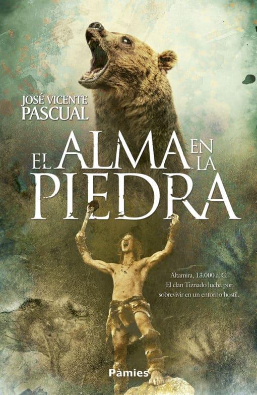 El alma en la piedra de José Vicente Pascual