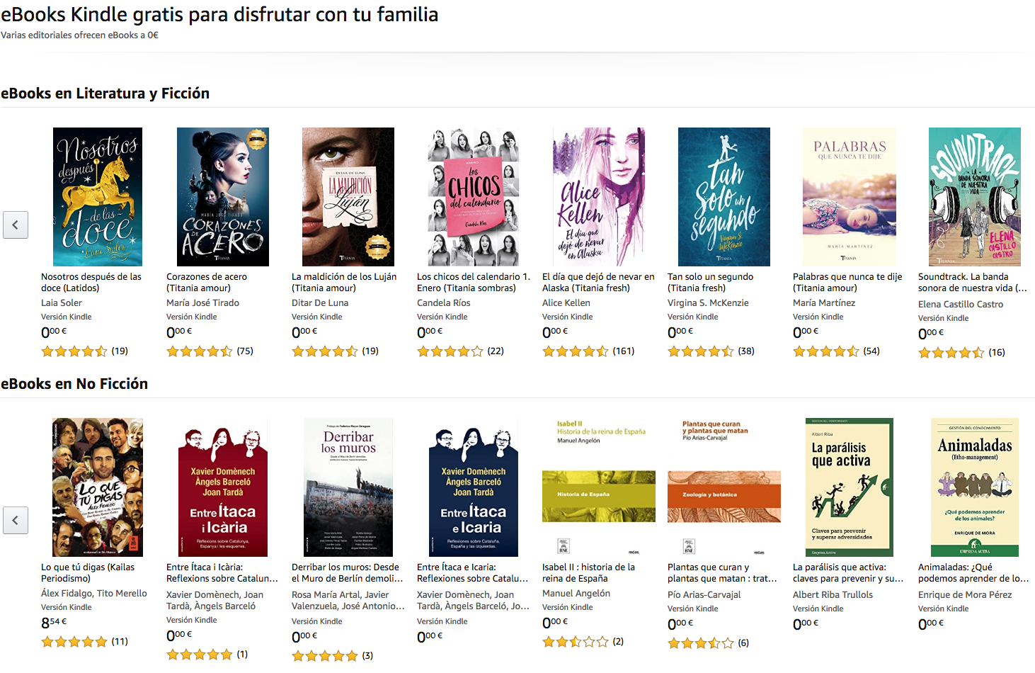 64 ebooks kindle gratis liberados de editoriales generosas