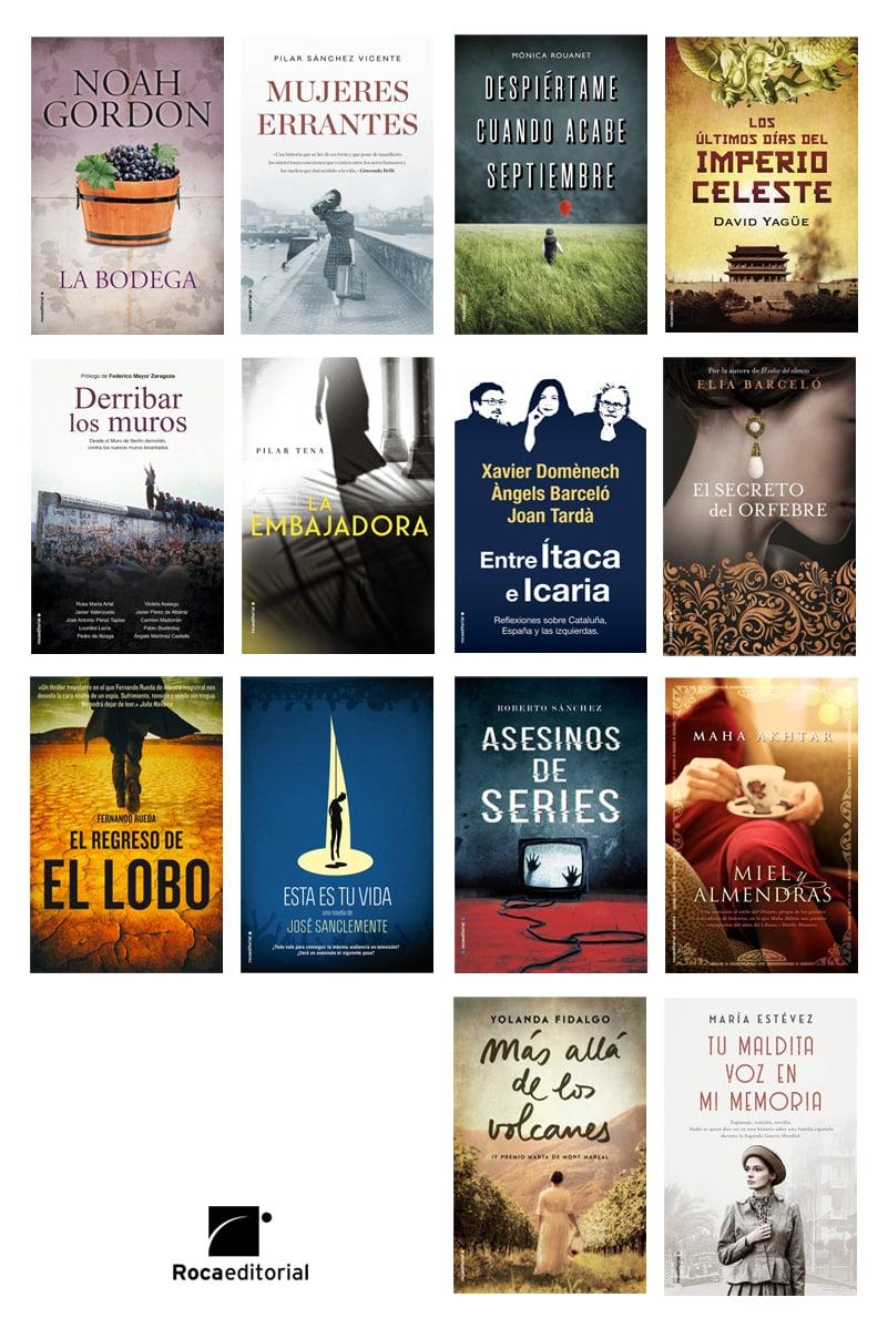Roca Editorial amplía a 24 los ebooks gratuitos para leer durante la cuarentena