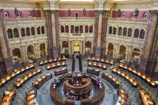 La Biblioteca del Congreso de los Estados Unidos ofrece una colección de ebooks de libre acceso
