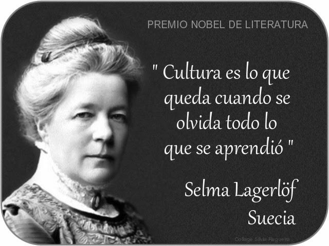 Cita de Selma Lagerlof