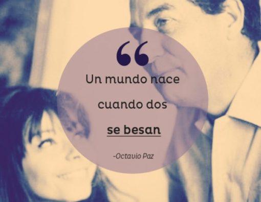 Cita de Octavio Paz en el 106º aniversario de su nacimiento y 99 frases más
