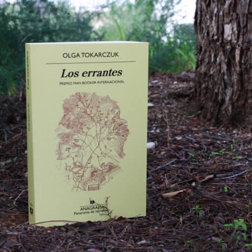 Reseña de Los errantes, la última novela de Olga Tokarczuk, Premio Nobel 2019