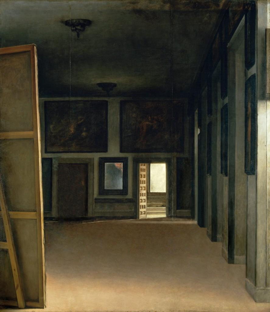 ¿Qué echas de menos en la obra 'Palacio Real' de José Manuel Ballester?